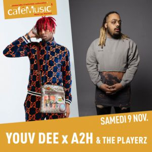 Youv Dee X A2h & The Playerz
