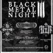 Concert LADLO BLACK METAL NIGHT III