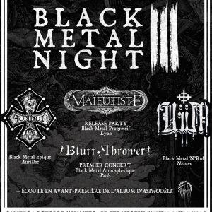 Ladlo Black Metal Night Iii
