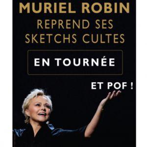 """Muriel Robin  """"Et Pof"""""""