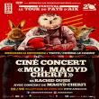 """Ciné Concert """"Moi, Magyd Cherfi"""""""