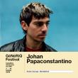 Concert GENERIQ FESTIVAL - Johan Papaconstantino à MONTBÉLIARD @ Le Studio Sauvage - Billets & Places