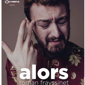 Roman Frayssinet - ALORS @ LE FLOW - PARIS