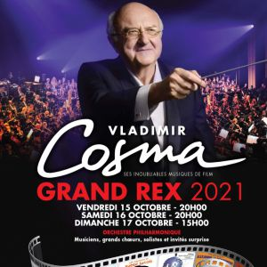 Vladimir Cosma « Ses Inoubliables Musiques De Film »