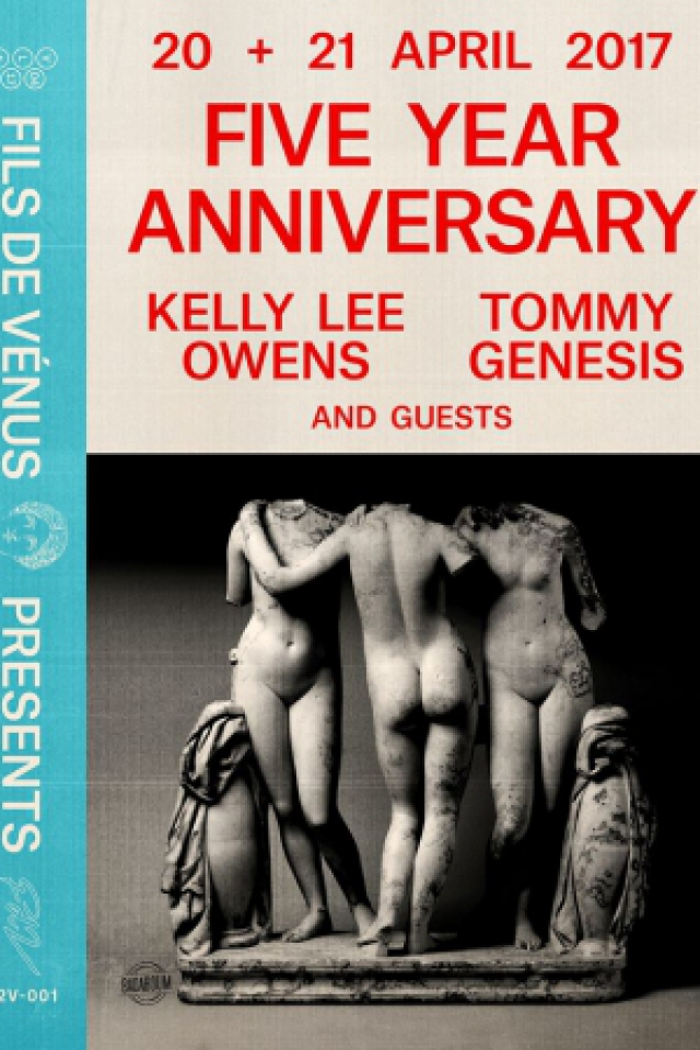 Concert Fils de Vénus Birthday Party Day 2 : Tommy Genesis + Balladur à PARIS @ Badaboum - Billets & Places