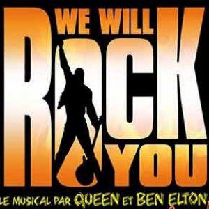 WE WILL ROCK YOU @ Casino de Paris - Paris