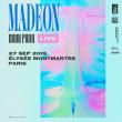 Concert Madeon à PARIS @ ELYSEE MONTMARTRE  - Billets & Places