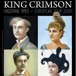 KING CRIMSON @ L'Olympia - Paris