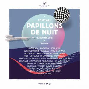 Festival Papillons de Nuit - Forfait 2 Jours Vendredi/Samedi @ Site du Festival - Saint Laurent de Cuves