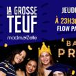 Soirée La Grosse Teuf madmoiZelle Bal de Promo