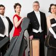 Concert QUATUOR ALLEGRI à MENTON @ Salon de Grande Bretagne - Billets & Places