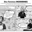 Théâtre Des femmes modernes - Compagnie un pas de coté