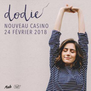 Dodie @ Le Nouveau Casino - Paris