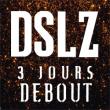 """Concert DEBOUT SUR LE ZINC - """"3 jours debout"""" #Eclectique à Paris @ Café de la Danse - Billets & Places"""