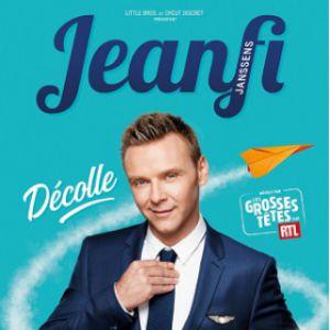 Jeanfi JANSSENS - Jeanfi décolle @ La Salle de l'Arsenal - TOUL