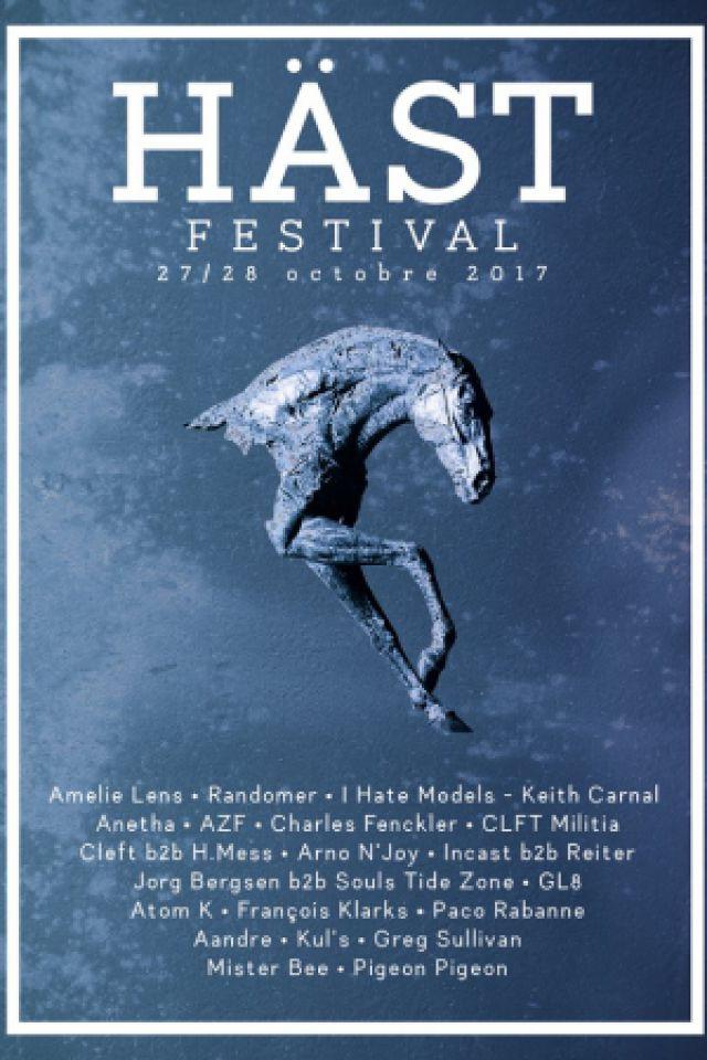 HÄST Festival: Pass 2 jours @ Stade MMArena - LE MANS