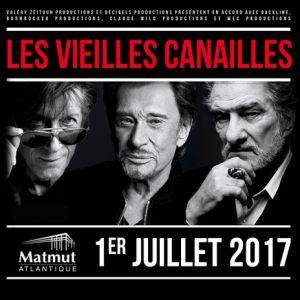 Billets LES VIEILLES CANAILLES - Stade Matmut-Atlantique