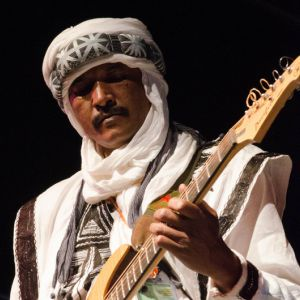 Ahmed Ag Kaedi ( Touareg Desert Blues )