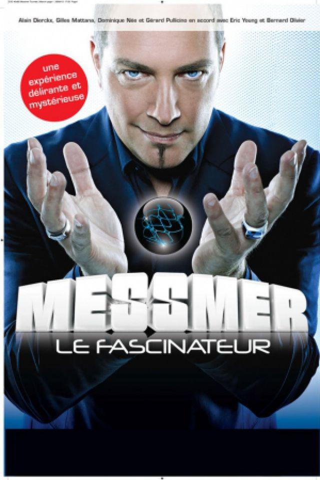 MESSMER- INTEMPOREL @ Le Kursaal - DUNKERQUE