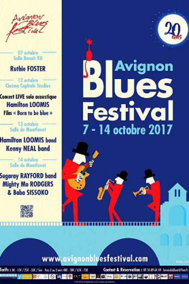 AVIGNON BLUES FESTIVAL  - 2e soir @ Salle Polyvalente - Montfavet