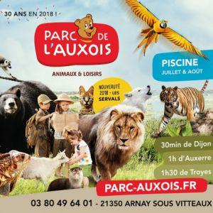 Parc de L'Auxois @ PARC DE L'AUXOIS - ARNAY SOUS VITTEAUX