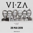 Concert VIZA TOUR 2019 à Paris @ Le Trabendo - Billets & Places