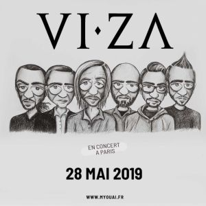 Viza Tour 2019