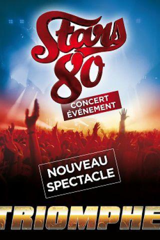 Concert STARS 80 - TRIOMPHE à Dijon @ Zénith de Dijon - Billets & Places