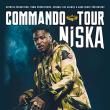 Concert NISKA + PREMIÈRE PARTIE