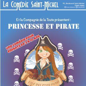 Princesse Et Pirate, L'île Des P'tits Futés