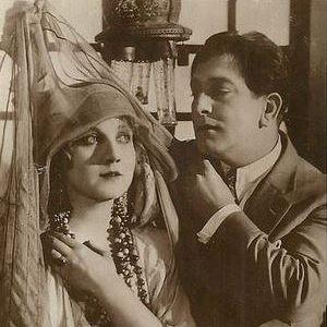 Yasmina d'André Hugon, 1926  @ Fondation Jérôme Seydoux-Pathé - PARIS