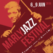 MARLY JAZZ FESTIVAL 2019 - CHARLIER-SOURISSE-WINSBERG + THIEBAULT @ LE NEC - Billets & Places
