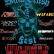 Concert SKULL CRUSH 5 : WIZARD + LONEWOLF + 6 GROUPES à COLMAR @ Le GRILLEN - Billets & Places
