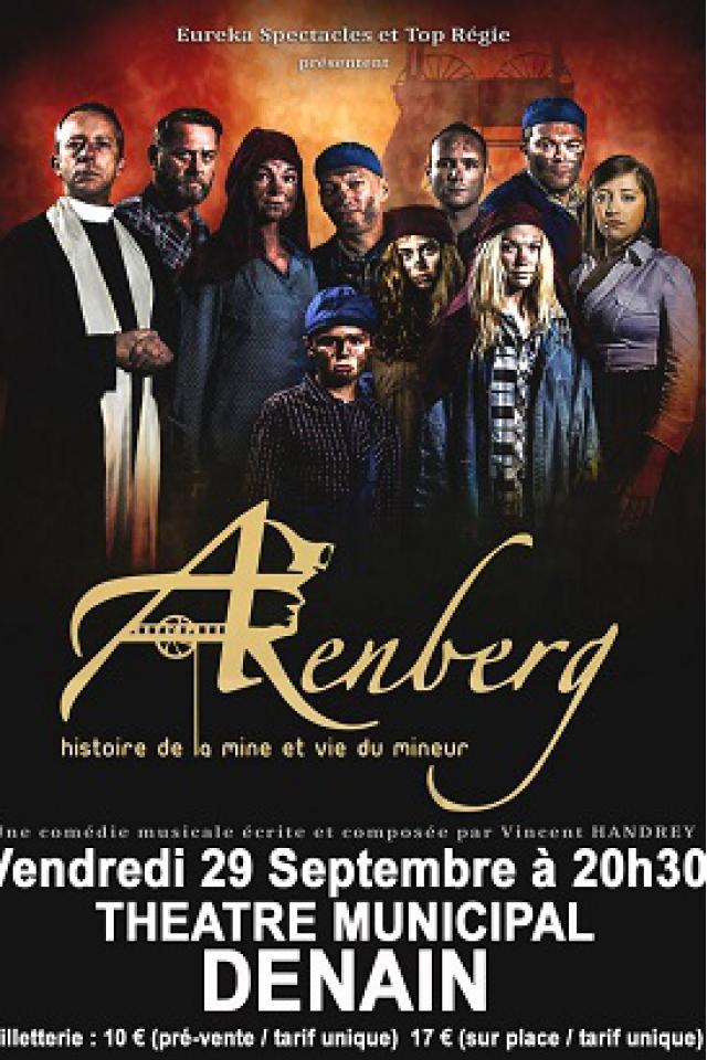 Arenberg @ Théâtre Municipal de Denain - DENAIN