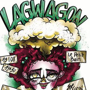 Lagwagon + Spoilers + Joe Mcmahon and the dockineers @ Petit Bain - PARIS