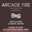 Concert ARCADE FIRE