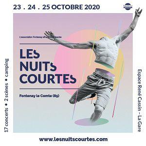 Billets LES NUITS COURTES - PASS 3 JOURS - Espace René Cassin