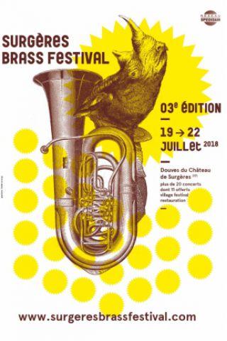 Surgères Brass Festival - Electro Deluxe/Fred Wesley @ CHAPITEAU - Billets & Places