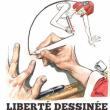 Expo Liberté dessinée, François Boucq et ses amis