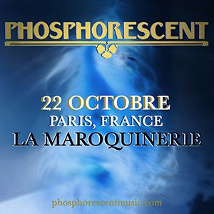 Phosphorescent @ La Maroquinerie - PARIS