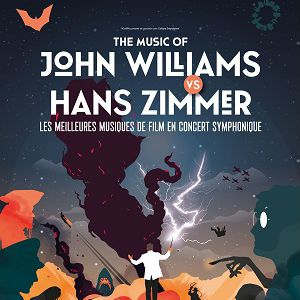 The Music Of John Williams Vs Hans Zimmer