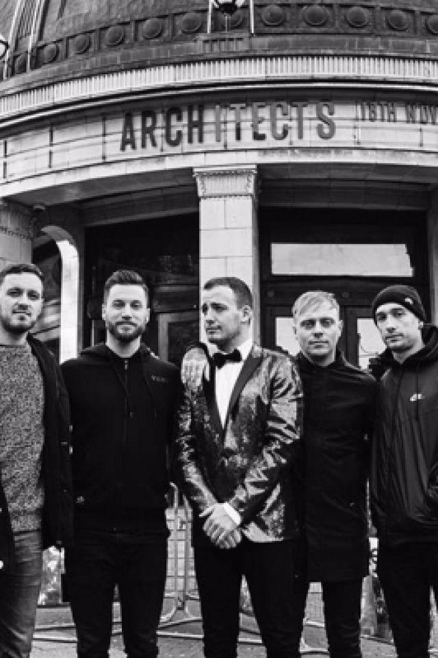 Concert Architects + Northlane + Black Peaks