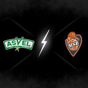 ASVEL / LE MANS @ Astroballe - Villeurbanne