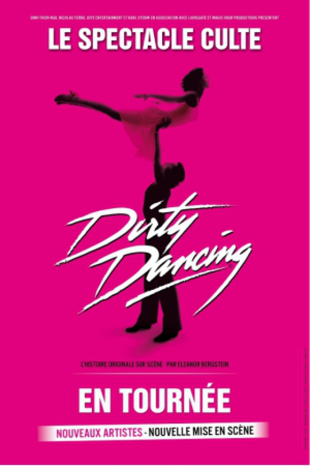DIRTY DANCING @ AMPHITHEATRE CITE INTERNATIONALE - LYON