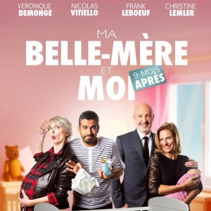 MA BELLE-MERE ET MOI, 9 MOIS APRES  @ LE K - KABARET CHAMPAGNE MUSIC HALL - TINQUEUX