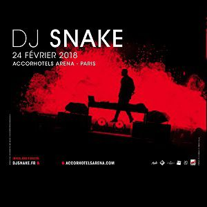 DJ SNAKE @ ACCORHOTELS ARENA - PARIS