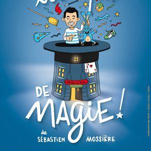 La Petite Boutique De Magie !