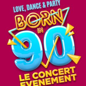 BORN IN 90 @ Le Millesium - Epernay