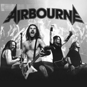 Airbourne  + Guest