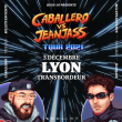 Concert CABALLERO VS JEANJASS